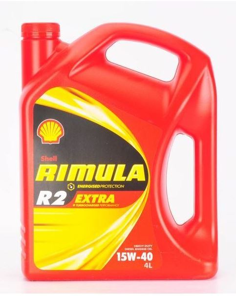 Shell Rimula R4 Multi 10W 30
